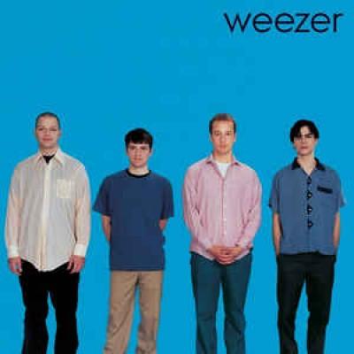 Weezer – Weezer ( Blue Album ) LP 2016 Reissue