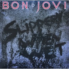 Bon Jovi - Slippery When Wet LP 2016 Reissue