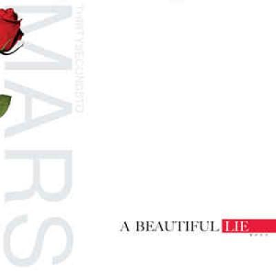 Thirty Seconds To Mars – A Beautiful Lie LP Gatefold 2015 Reissue