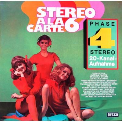 Various - Stereo A La Carte 6