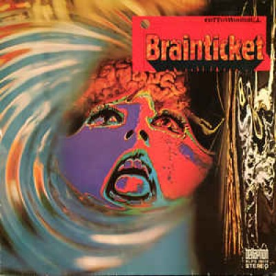 Brainticket – Cottonwoodhill LP Germany 1974 Gatefold