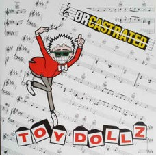 Toy Dolls ‎– Orcastrated LP Red Vinyl Gatefold 2017 Reissue