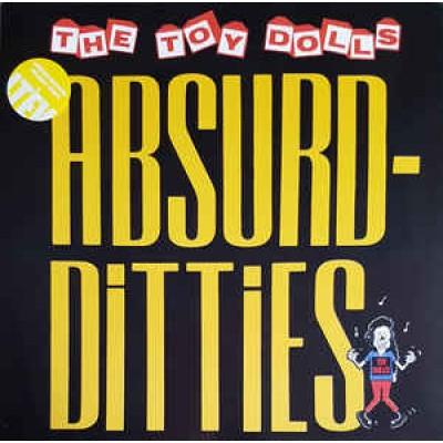 The Toy Dolls – Absurd-Ditties LP Yellow Vinyl Gatefold 2017 Reissue