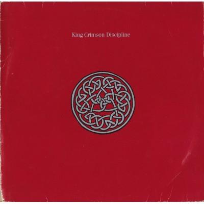 King Crimson - Discipline LP 1981 Germany