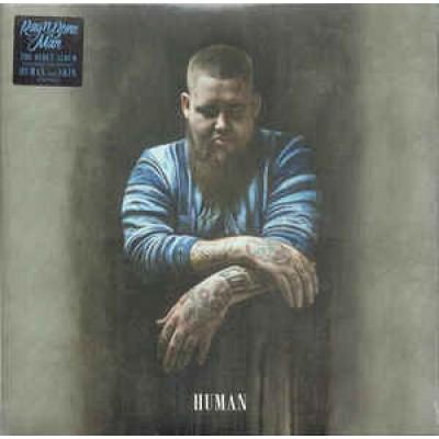 Rag'n'Bone Man – Human 2LP+CD Gatefold