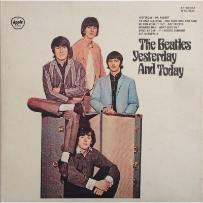 """The Beatles - """"Yesterday""""...... And Today"""