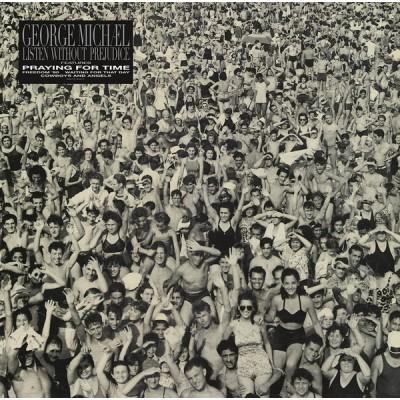 George Michael - Listen Without Prejudice Vol. 1 LP 2017 Reissue