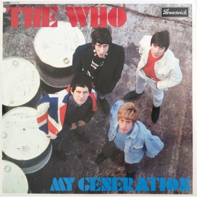The Who - My Generation 2LP Gatefold