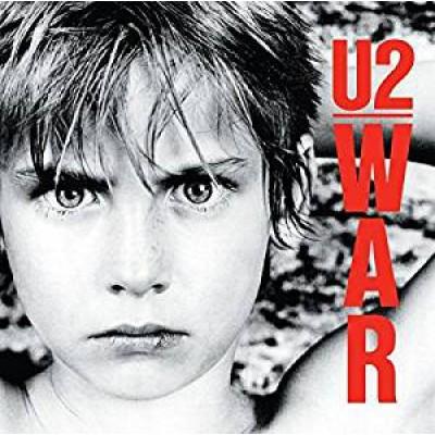 U2 – War LP Gatefold 2017 Reissue + 16-page Booklet