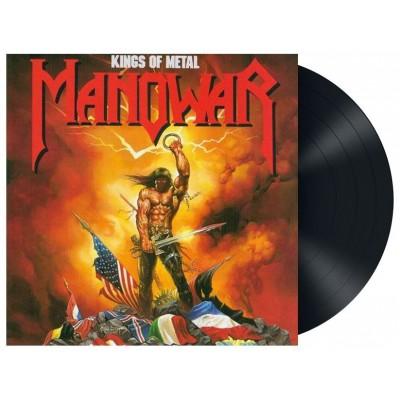 Manowar – Kings Of Metal LP NEW 2019 Reissue