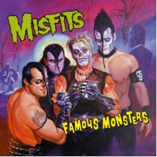 Misfits - Famous Monsters LP NEW 2018 Reissue