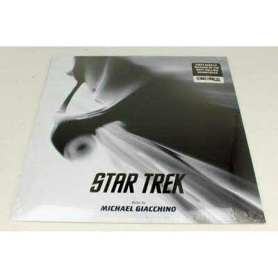 Michael Giaccino - Star Trek Original Motion Picture Soundtrack 2LP Limited Edition Record Store Day 2019