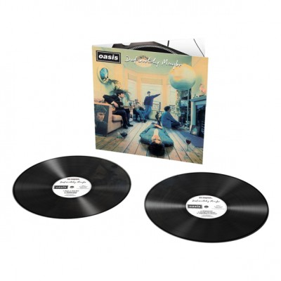 Oasis ‎– Definitely Maybe 2LP Gatefold 2019 Reissue