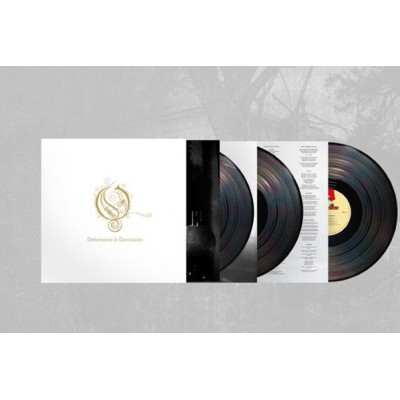 Opeth - Deliverance And Damnation 3LP
