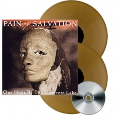 Pain Of Salvation - One Hour By The Concrete Lake 2LP+CD Ltd Ed Gold Vinyl