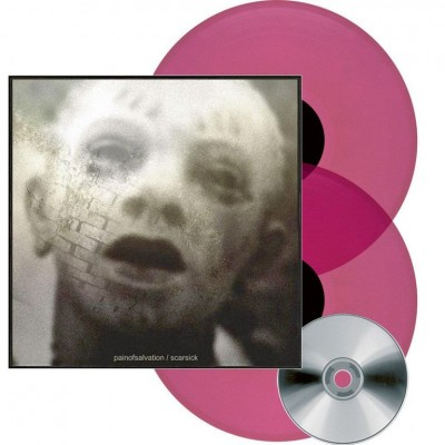 Pain Of Salvation - Scarsick 2LP+CD Purple Vinyl Ltd Ed