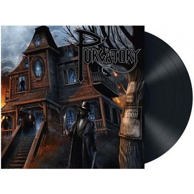 Jon Schaffers Purgatory (Iced Earth) - Purgatory EP 2018 NEW Предзаказ