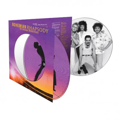 Queen ‎– Bohemian Rhapsody 2LP Picture Disc Gatefold Special Edition Record Store Day 2019