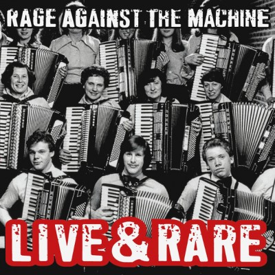 Rage Against The Machine - Live & Rare 2LP NEW 2018