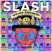 Slash - Living The Dream 2LP Red Vinyl 2018 NEW Gatefold