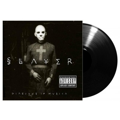 Slayer - Diabolus In Musica LP 2013 Reissue