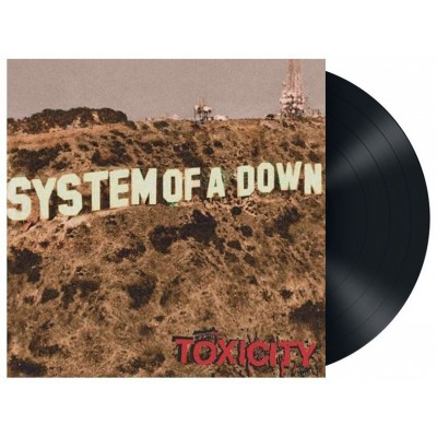 System Of A Down - Toxicity LP NEW 2018 Reissue