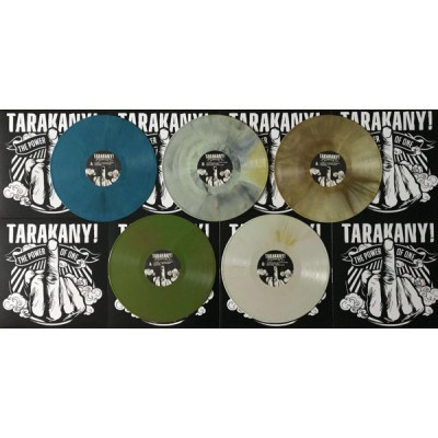 "Tarakany! - ""The Power of One"" LP + MP3"