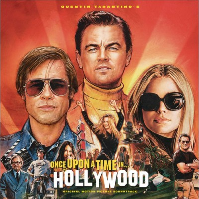 Various - Quentin Tarantino s Once Upon a Time in Hollywood - Music From The Motion Picture Soundtrack 2LP ПРЕДЗАКАЗ, поступление в магазин 25.10