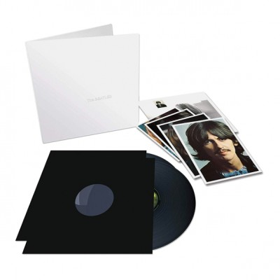 The Beatles - The Beatles (White Album) 2LP Gatefold 2018 NEW Anniversary Reissue