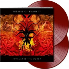 Theatre Of Tragedy - Forever Is The World 2LP Red Vinyl Ltd Ed 250 copies
