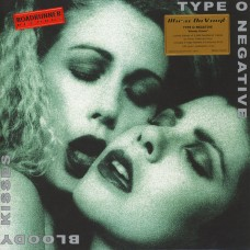 Type O Negative – Bloody Kisses 2LP Silver Vinyl Gatefold Audiophile Deluxe Edition + 8-Page Booklet + Art Print