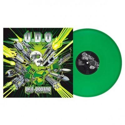 U.D.O. – Rev-Raptor LP Gatefold Green Clear Vinyl