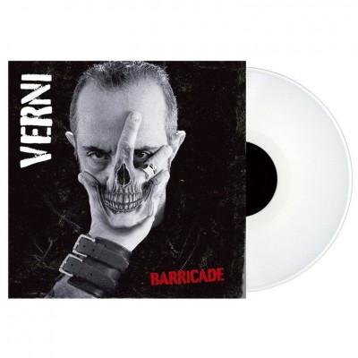 Verni ( Overkill ) – Barricade LP White Vinyl Ltd Ed